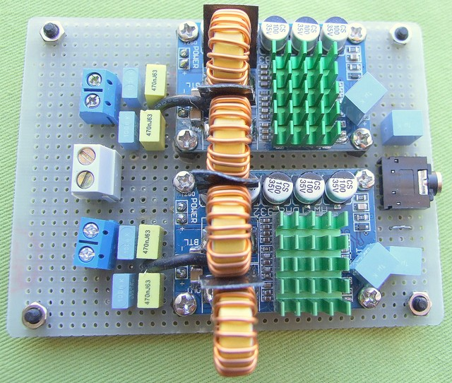 Tda8932 based class d power amplifier the tda8932 altavistaventures Choice Image